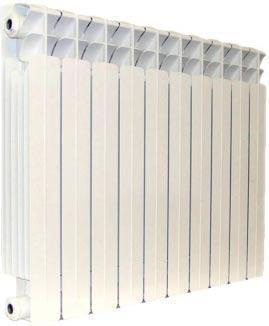 Биметаллический радиатор Rifar Base 500 4 секция 4 секции