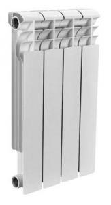 Биметаллический радиатор Rommer Profi BM 350 4 секции