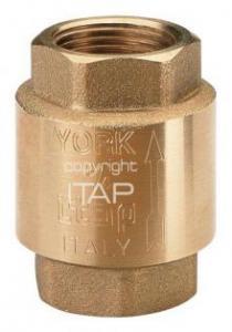 Запорная арматура ITAP Europa 100 1 Клапан обратный пружинный муфтовый с металлическим седлом