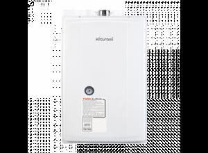 Настенный газовый котел Kiturami Twin Alpha-13 (15,1 кВт)