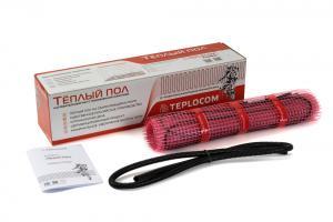 Маты нагревательные двухжильные TEPLOCOM ProМНД-1,5-240 Вт