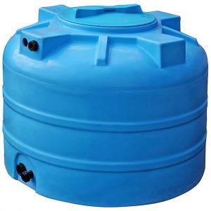 Бак для воды Aquatech синий ATV 500 D=740, h=1300