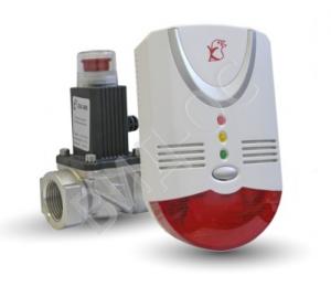 Сигнализаторы утечки газа