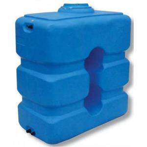 Бак для воды Aquatech синий ATP 1000 с поплавком b=720, l=1290, h=1320