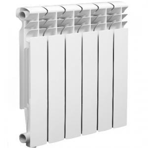 Алюминиевый радиатор Lammin ECO AL-500-80 6 секций