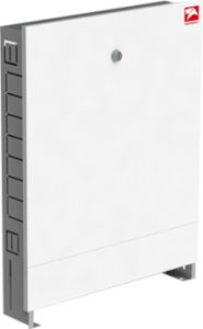Внутренний коллекторный шкаф «Лемакс» ШРВ 1 - 670х125х495 мм