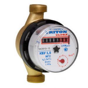 Счетчик воды Тритон-Ультра КВУ-15 универсальный