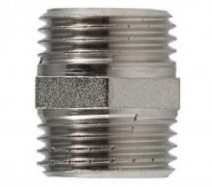 Переходник стальной с наружной резьбой 2*1  (Ду50-25)