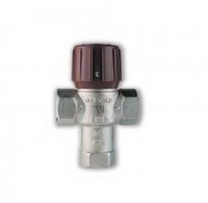 Термостатический подмешивающий клапан Ду 25 для ГВС