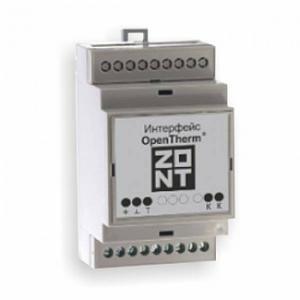 Устройство для подключения термостатов к газовым котлам E-BUS
