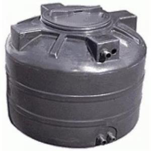 Бак для воды Aquatech черный ATV 500 D=740, h=1300