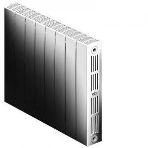 Биметаллический радиатор Rifar монолит Supremo 500 4 секции