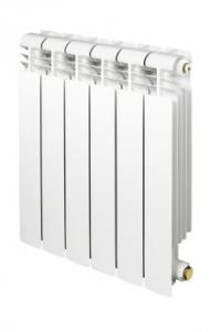 Алюминиевый радиатор Global ISEO 500 1 секция