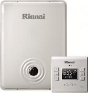 Настенный газовый котел Rinnai RB 107 EMF, 11,6 кВт, двухконтурный, закрытая камера