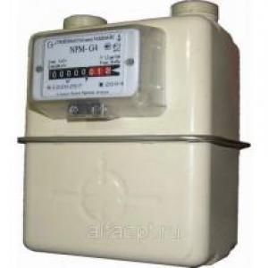 Газовый счетчик Газдевайс NPM G4 (правый)