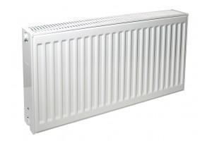 Стальной панельный радиатор Purmo Compact C22 300 x 400 Боковое подключение