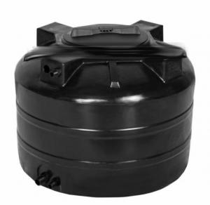 Бак для воды Aquatech черный ATV 2000В D=1300, h=1695