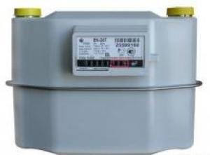 Газовый счетчик ЭЛЬСТЕР Газэлектроника BK G6Т с термокорректором левый