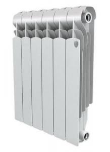 Биметаллический радиатор Royal Thermo Revolution Bimetall 500 1 секция