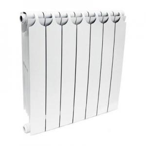 Биметаллический радиатор ТеплоПрибор BR-1 500 1 секция