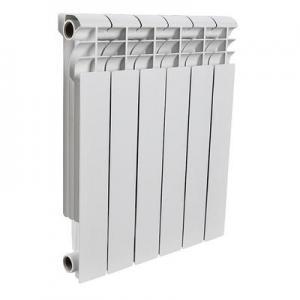 Алюминиевый радиатор Rommer Plus 500 1 секция