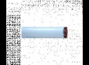 Труба коаксиальная d 60/100 мм, 0,5 м
