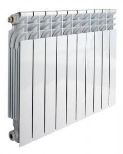 Биметаллический радиатор Radena CS 500 8 секций
