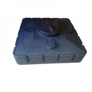 Бак для воды Aquatech для душа черный 240 b=1100, l=1100, h=300