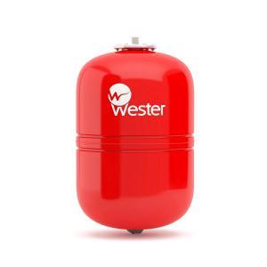 Мембранный бак для отопления Wester WRV18