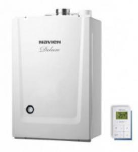 Настенный газовый котел Navien Deluxe 40k