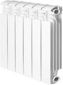 Алюминиевый радиатор Global ISEO 350 10 секций