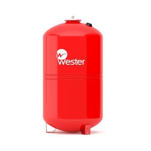 Мембранный бак для отопления Wester WRV50