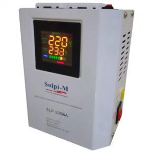 Стабилизатор напряжения Solpi-M SLP-500BA