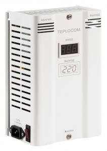 Стабилизатор напряжения TEPLOCOM ST-400 INVERTOR
