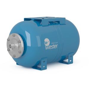 Мембранный бак для водоснабжения Wester Premium WАO24 (нерж. контрфланец)