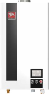 Газовый водонагреватель «Лемакс» серии «Альфа» модель «Турбо-24»