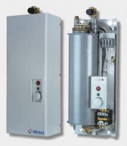 Водонагреватель проточный электрический  ЭВАН В1-7,5, класс Стандарт