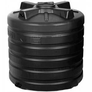 Бак для воды Aquatech черный ATV 1000В D=1300 h=900