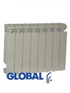 Биметаллический радиатор Global Style Extra 500 8 секций