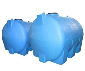 Бак для воды Анион 2100 Л цилиндрический горизонтальный (КОД 2000НФК2)