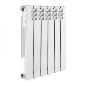 Биметаллический радиатор Rommer Optima BM 500 8 секций