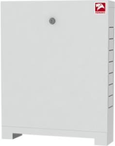 Наружный коллекторный шкаф «Лемакс» ШРН 3 - 658х121х709 мм